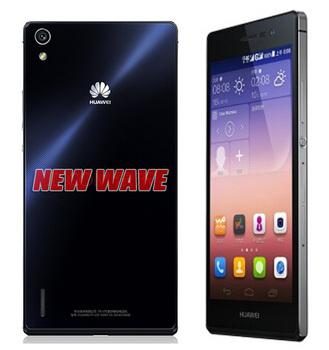 "Huawei P7-L00 4G LTE Wcdma Dual Sim 5.0""JDI 1080P Mobile Phone 13.0Mp Kirin 910T Quad 1.8G Perfect 6.5mm Thick Multi-language"