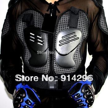 Flexible!!!Full Body Armor Motorcycle Jacket Spine Chest  racing cycling biker armour Armor Motor Motocross protector S~XXXL