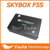 10pcs Original Skybox F5 HD full 1080p Skybox F5 satellite receiver support usb wifi  freeshipping