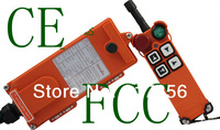 F21-4S(include 1 transmitter and 1 receiver)4 Channels1 Speed Hoist Industrial Wireless Crane Radio Remote Control Uting remote