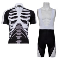 2011 short sleeve jersey BIB shorts Cycling Wear Quick Dry Breathable Summer Sport Clothing