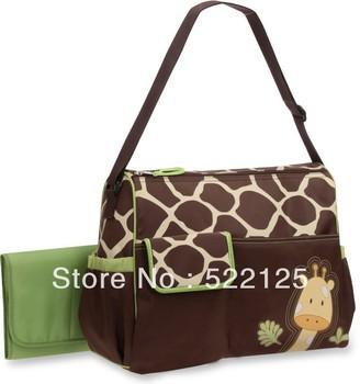 Light customize babyboom multifunctional fashion infanticipate bag nappy bag mother baby bag