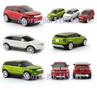 Xmas Gift 3D 1600dpi USB Optical 2.4G wireless car mouse car Range Rover Evoque shape Cordless Mice for PC/Laptop Desktop Mac