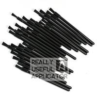 200 pcs New High Quality Disposable Lipbrush Lip Gloss Brush Wands Lipstick Gloss Applicators Free Shipping Make Up Tool RUA LB
