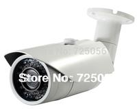 2megapixel 1080P outdoor bullet network IP camera, Onvif, weatherproof, 6mm lens, audio,30m IR distance,built-in IR cut,true D&N