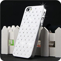 Free shipping babysbreath style case for i phone 5 5S/5G Hot selling rhinestone cover