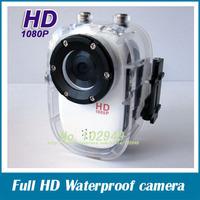 Full HD Waterproof camera 1080p Sports Helmet Action mini video camera SJ1000 car DVR /Bike/Surfing/outdoor sport