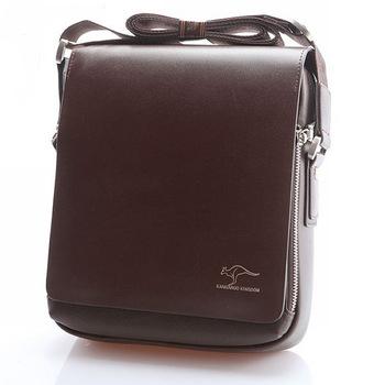 Hot Sale  New Fashion Men Messenger Bag Designer Brand Handbags Men Leather  Casual Shoulder Bags morer #1452