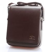 Hot Sale 2014  New Fashion Men Messenger Bag Designer Brand Handbags Men Leather  Casual Shoulder Bags morer #1452