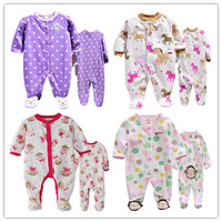 Retail, Carter's/Kamacar's/Others Brand Baby Girls Long Sleeve Romper, Carters Romper, Baby Girls Jumpsuit,Freeshipping IN STOCK
