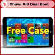 IN STOCK! Chuwi Vi8 dual boot Single OS 8 Inch 2GB 32GB win8 Tablet pc Z3735F Windows Tablet Chuwi Vi8 Tablet pc(China (Mainland))