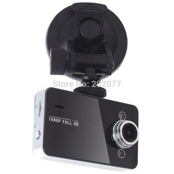 Free Shipping Novatek K6000 Full HD 1080P Car Key Camera Record Car Dvr  with 140 degree Car Camera