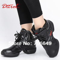Мужская обувь Dttrol unisex comfortable and flexible soft cow leather upper and hard leather outsole dance tap shoes D004728