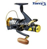 Superior Baitrunner Carp Spinning Fishing Reel 9+1BB SW50/SW60