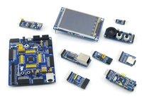 STM32 Board STM32F103RCT6 STM32F103 ARM Cortex-M3 STM32 Development Board + 8 Accessory Module Kits Open103R Package B