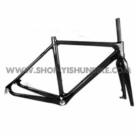 Free shipping! Carbon bike Frame, Carbon Fiber cyclecross Frame, Inner Cable System