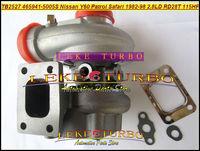 Wholesale TB2527 465941 465941-5005S 452022-0001 Turbocharger For NISSAN Y60 Patrol Safari 1982-98 Engine RD28T 2.8L D 115HP