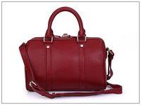 2014 Cowhide Genuine Leather Handbags Fashion Shoulder Bags Totes Brand Purses Bucket Bag BH12928 Free Shipping