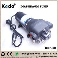 KDP-40-110 series AC 110V 17L/min 40PSI 0.27Mpa 160PSI 11bar 1.1Mpa electric mini pressure pump