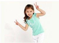 casual summer baby Girl Kids minnie british formal dress fashion Cute princess style short sleeve shirt  blouse PDXZ01P34