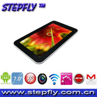 (SF-M703A) Promotion Boxchip A13 1.0GHZ 7 inch capacitive touch screen 512MB/4GB android 4.0  tablet pc