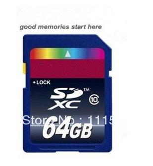 Waterproof Guaranteed Full Capacity SDHC Class 10 C10 SD Card 8GB 16GB 32GB 64GB micro sd card free shipping