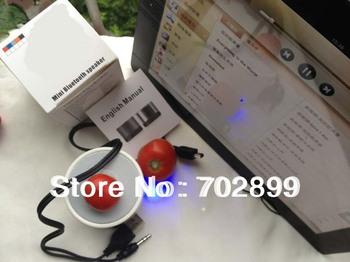 white mini bluetooth speaker/wireless fashionable MP3 player/stereo bluetooth speaker/wifi speaker/car phone bluetooth speaker