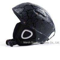 High Quality Ski Snowboard Freeride Helmet Winter Sport Men Women Protective Gear Large Medium Black White Red