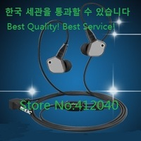 Promotion!! Brand new Top-quality IE80 Earphones professional Hifi IE 80 wire In-Ear earphones 1:1  IE 80 3.5mm plug