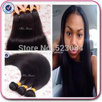 Grade 6A brazilian virgin hair straight 3 pcs lot,cheap brazilian hair weaves 8-30 inch remy human hair brazilian straight hair