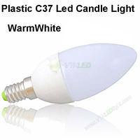 10pcs/lot cheapest led bulb e14 3w 220v LED candle light lamp, warm white, led lamp e14 220v 3w , e14 warm white free shipping