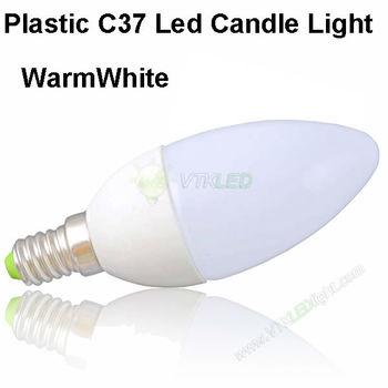 5pcs/lot cheapest led bulb e14 3w 220v LED candle light lamp, warm white, led lamp e14 220v 3w , e14 warm white free shipping