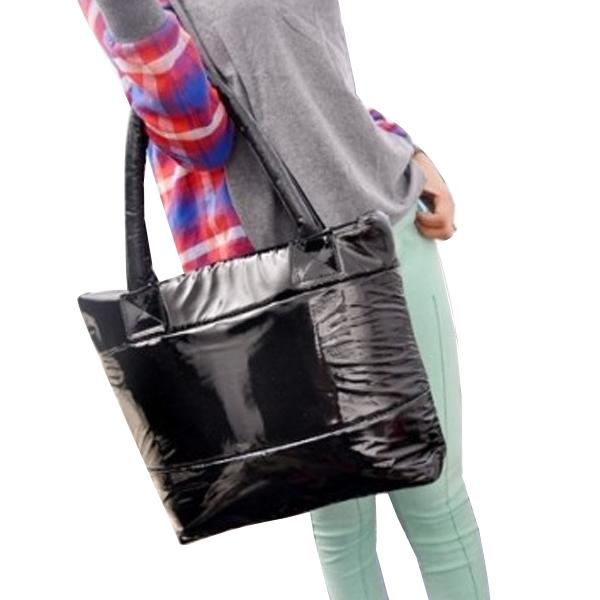 Free shipping!Hot selling Winter Cotton women Handbags 6 color fashi