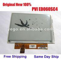 "Original New 100% ED060SC4 (LF) 6"" e-ink Display, Warranty: 1 Year"