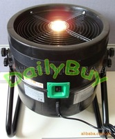 AB01 CE 750W Air dancer blower/inflator/CE fan for sky dancer wholesale price retail & LED light & DHL free shipping