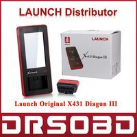[Launch Distributor] 2014 Original Launch X-431 Diagun 3 Auto Scanner Global Version Launch X431 Diagun III Update By Internet