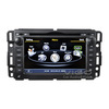In dash Car DVD GPS sat navigation for GMC Acadia Sierra  Autoradio Headunit with Bluetooth TV iPod Steering wheel control