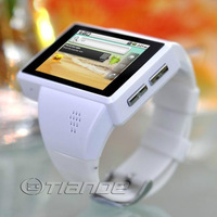 In Stock Free shipping 2013 latest watch phone,wrist watch phone android  Z1 Christmas gift