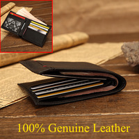 Fashion New arrival men's genuine leather wallet, designer purse,[Fashion Depot]
