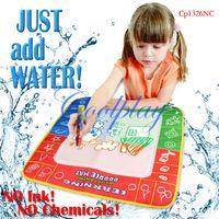 Free shipping  CP1326nc 49X48cm Magic Water Doodle Mat &1 Magic Pen/Drawing Board /Water Mat/aquadoodle drawing mat
