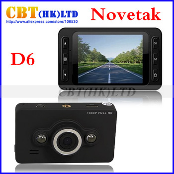 Car dvr HD 1920*1080P HDMI 2.7'' screen 120 degree view angle car DVR vehicle Dashboard camera free shipping D6 with russian box