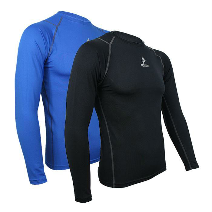 2014 compression tights base layer running Fitness Excercise cycling soccer football hocky lycra men's wear shirts jersey 6002(China (Mainland))