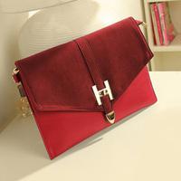 AL23 Personalized New Fashion Brand Designal Handbag PU Noble Rivet Shoulder Bags Women Handbags, 2013 FREE Shipping