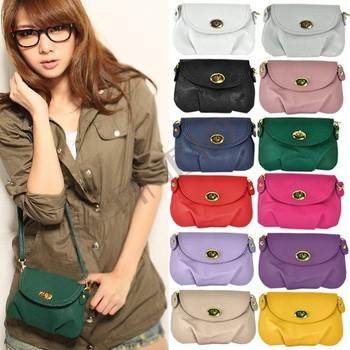 Fashion Women's Handbag New Satchel Shoulder Messenger Cross Body Purse Bag Free Shipping 24