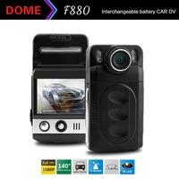Original F880 Car DVR Night Vision Full HD 1920x1080P(30fps) 120 View Angle Car Camera Wholesale&retail