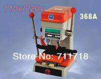 Free Shipping!!! 368A Modern Key Cutting Machine With Best Price  (220~230v or 110v~130v can supply)