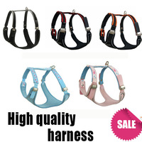 Hot ! Super Quality Reflective Nylon Dog Harnesses For Small Medium Big Dogs 2014 New Pets Products Supplies,Free Shipping