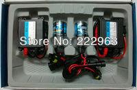 Wholesale 20sets/Lot 35W AC HID Kit Single bulb H1 H3 H4-1 H7 H8 H10 H11 9005 9006 D2 AC Slim ballast Express way