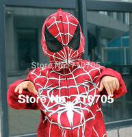 Free Shipping children outerwear Boys Jackets Cotton Top Fashion Jackets Spider-Man Jacket cotton