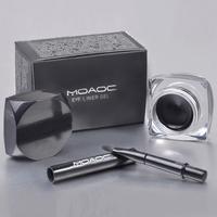 Free shipping HOT SALE 2014 new fashion makeup eyeliner gel black cosmetic make up eye liner